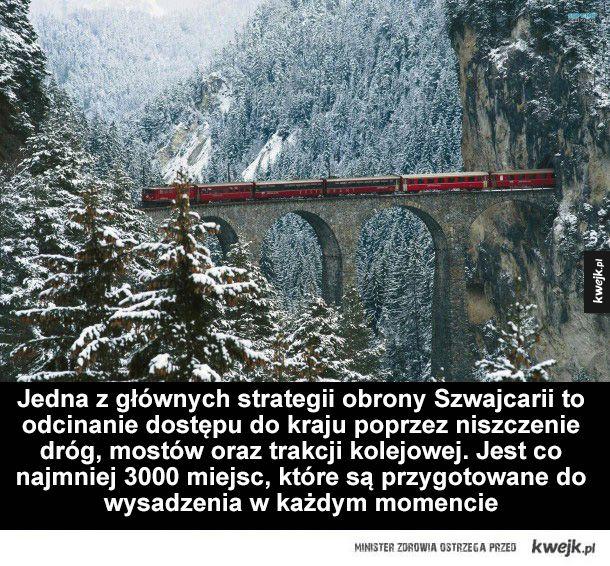 """Ciekawostki o Szwajcarii, których mogliście nie wiedzieć - W Szwajcarii jest nielegalne podważanie tego, że miał miejsce Holokaust, Nazwa """"Szwajcaria"""" jest skracana do """"CH"""" poprzez jej łacińską nazwę - """"Confoederatio Helvetica"""""""