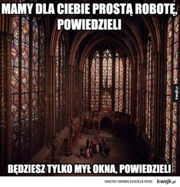 Problemy gotyku