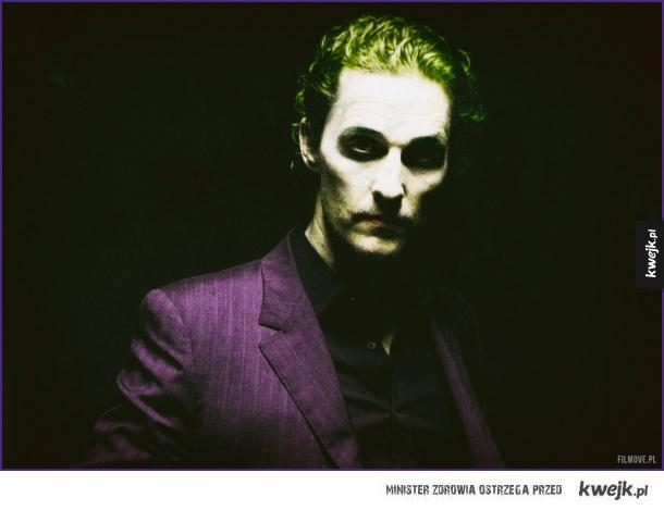 Gdyby Jokera grał Matthew McConaughey