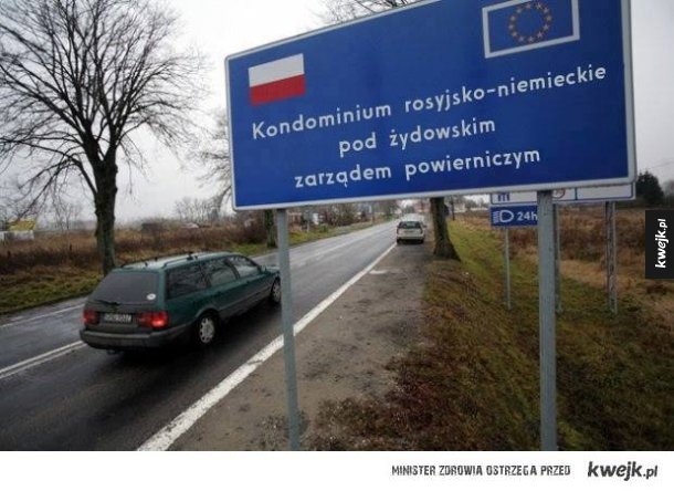 Polska wg Brauna