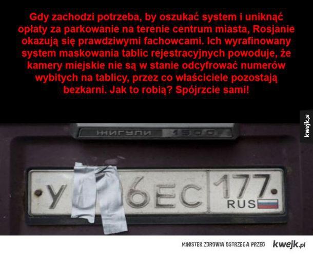 Geniusze prosto z Rosji!