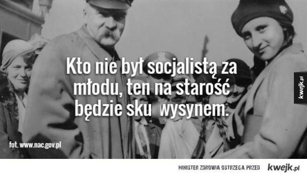 Cytaty Józefa Piłsudskiego