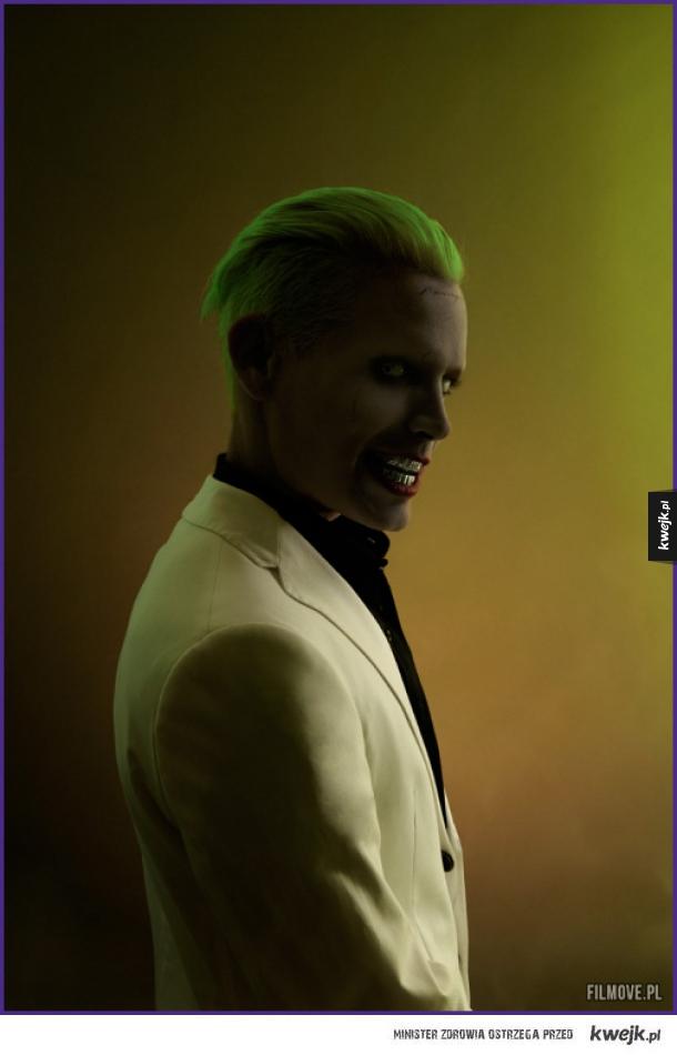 Nowy Joker wygląda jak Jim Carrey w roli Maski