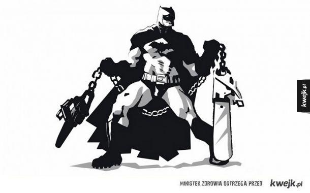 Takiego Batmana chcę