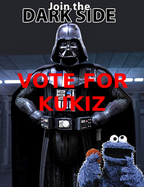Join the dark side!