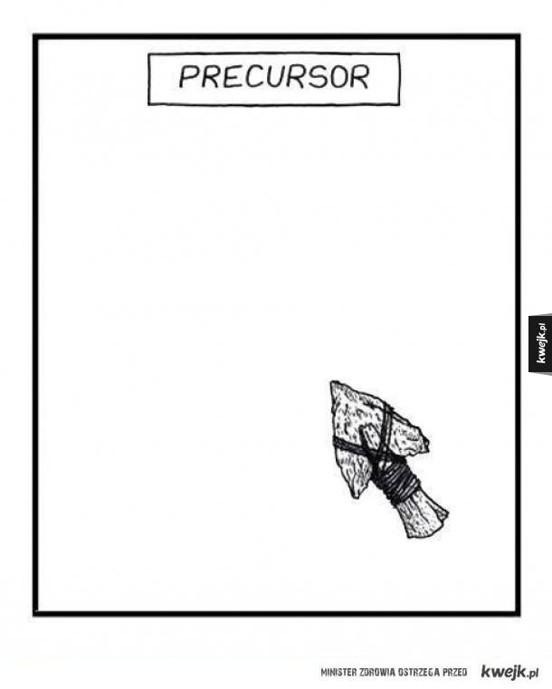 Prekursor