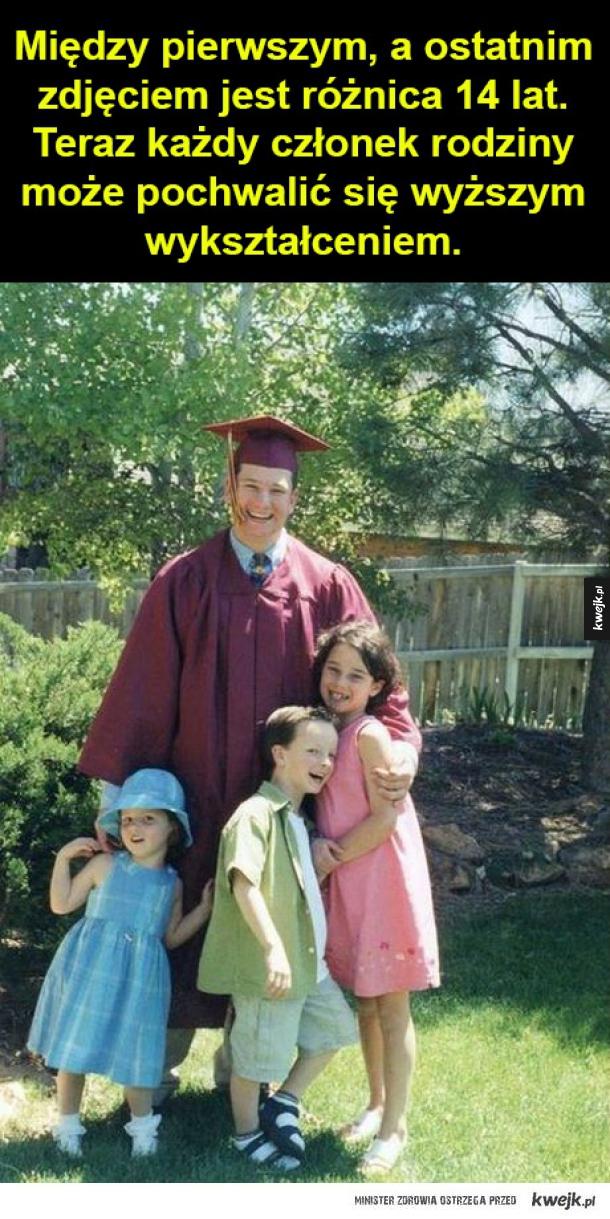 14 lat z życia jednej rodziny