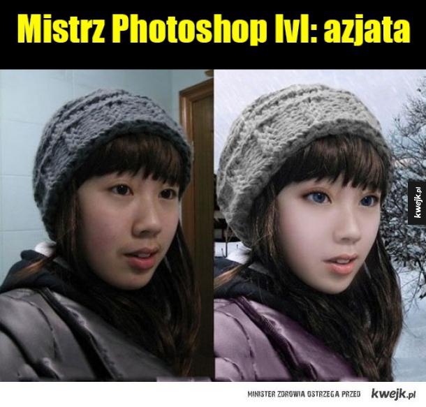 Mistrz Photoshop