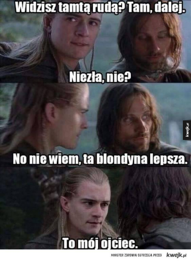 Problemy elfów