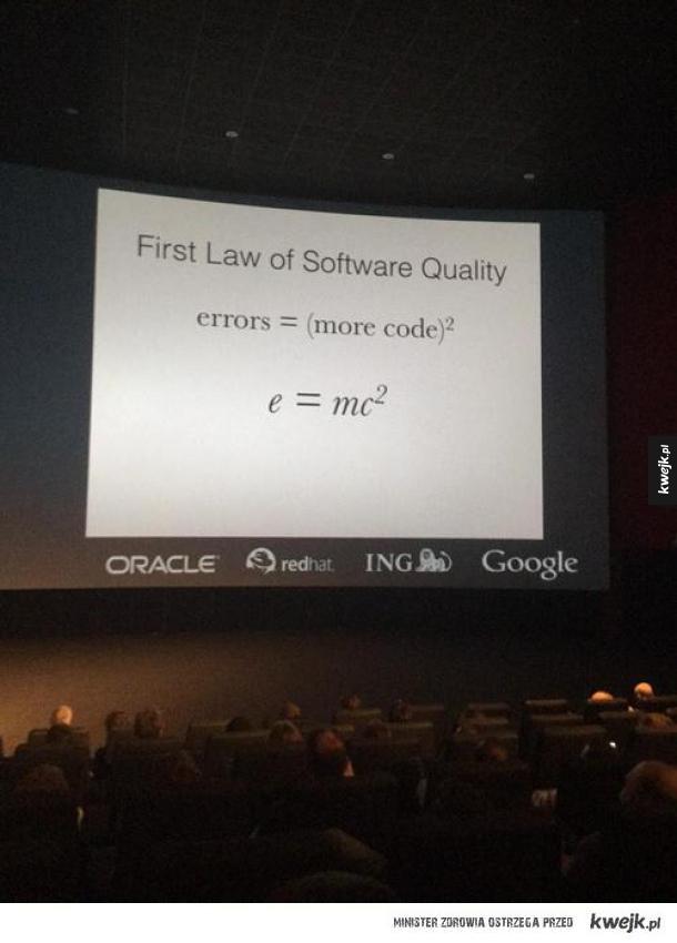 Święte prawo programowania