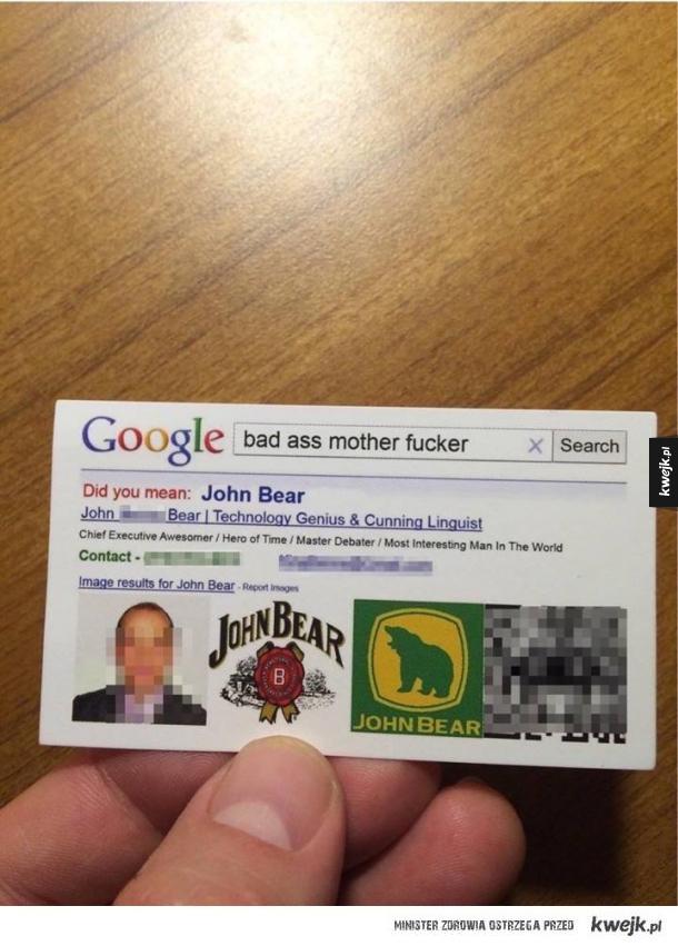 Kozacka wizytówka
