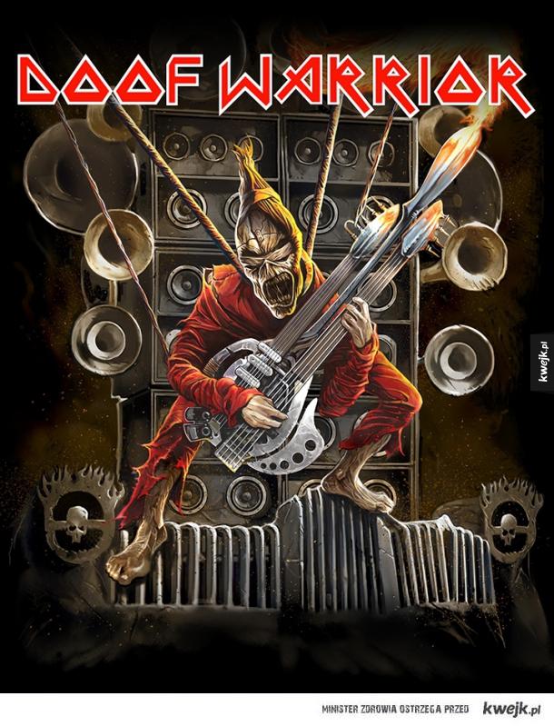 Mad Max Iron Maiden