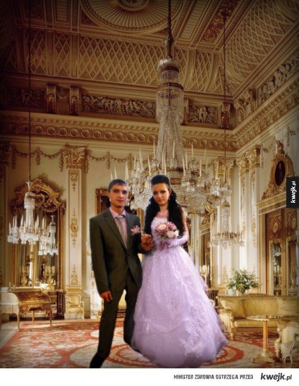 Sztuka rosyjskiej fotografii ślubnej