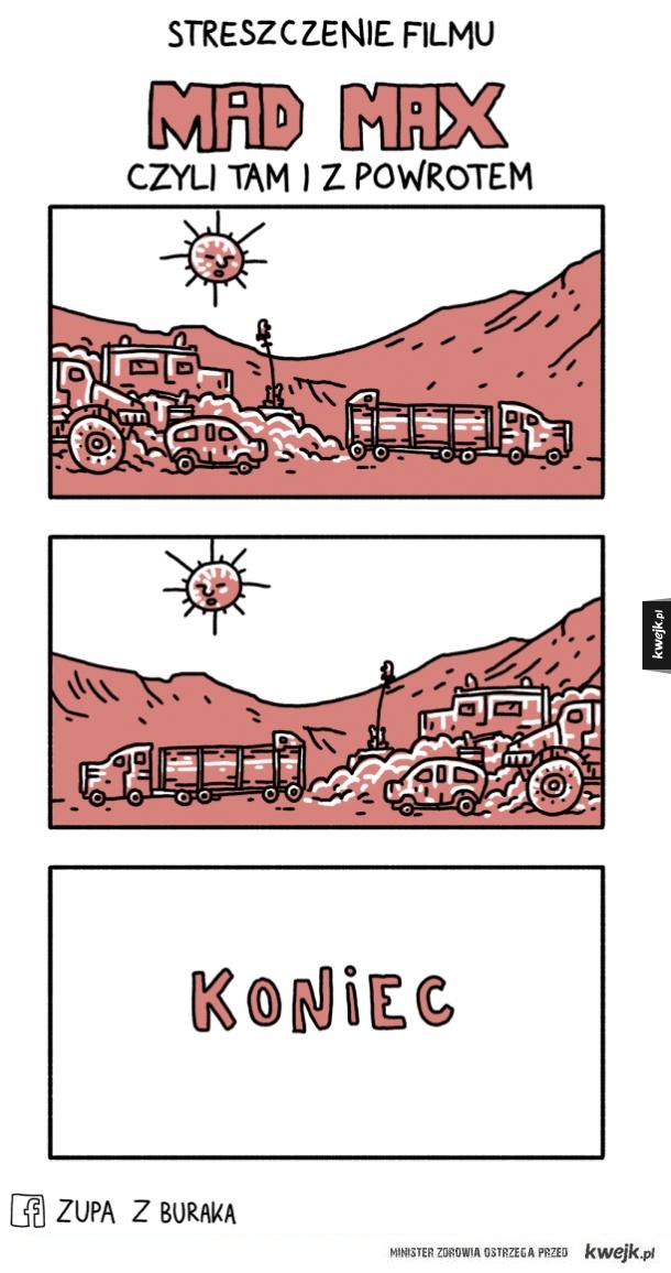 Mad Max 4 - streszczenie