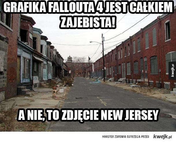Fallout w prawdziwym życiu...