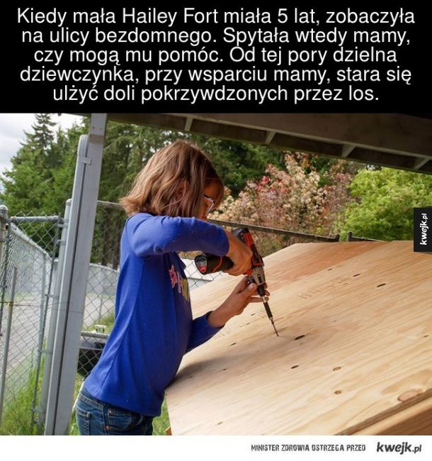 Niezwykłe hobby 9-latki