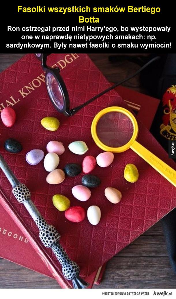 Czarodziejskie smakołyki z Harry'ego Pottera!