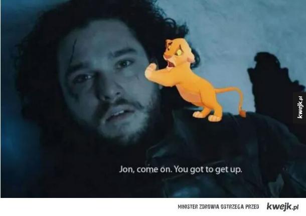 Jon wstawaj