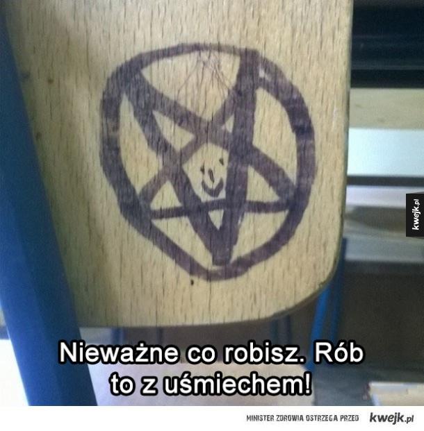 Wesoły satanista