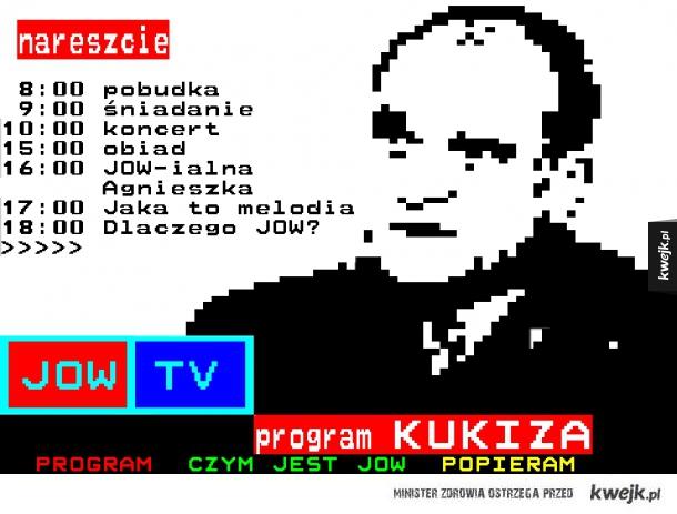 Nareszcie jest program Kukiza