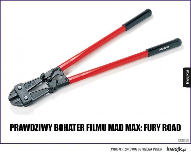 Bohater Mad Max: Fury Road