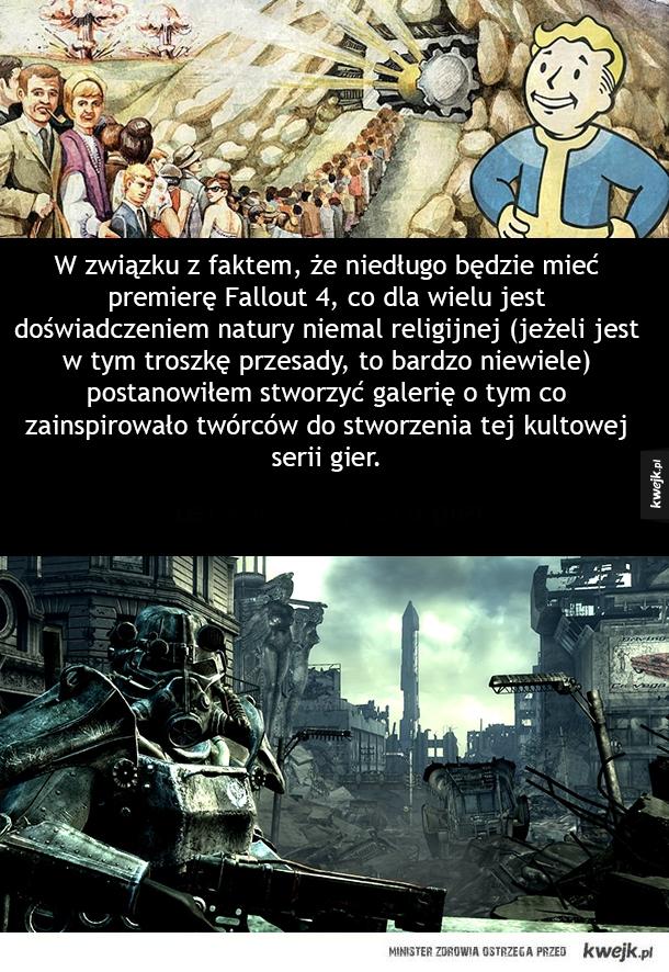 Dzieła, które zainspirowały twórców Fallouta