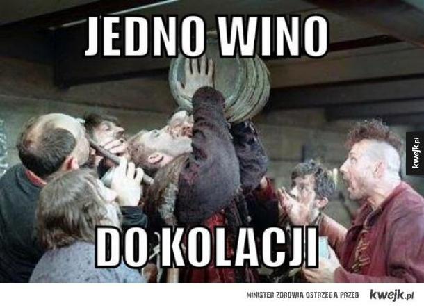 Tylko jedno wino