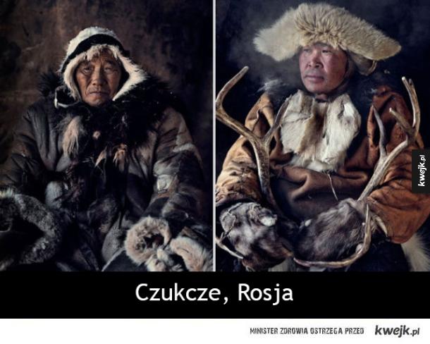 Portrety kultur, których niedługo zabraknie między nami