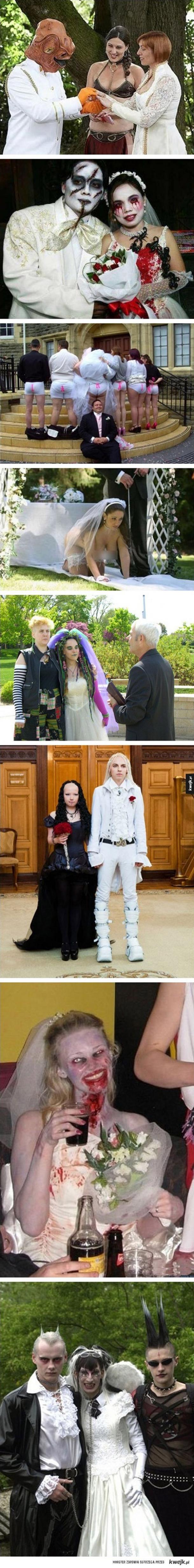 Całkiem zwyczajne śluby...