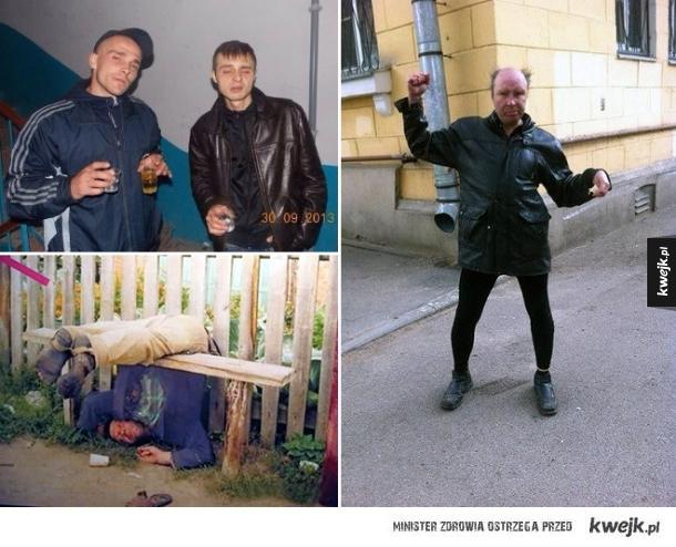 Nie ma to jak impreza w Rosji!