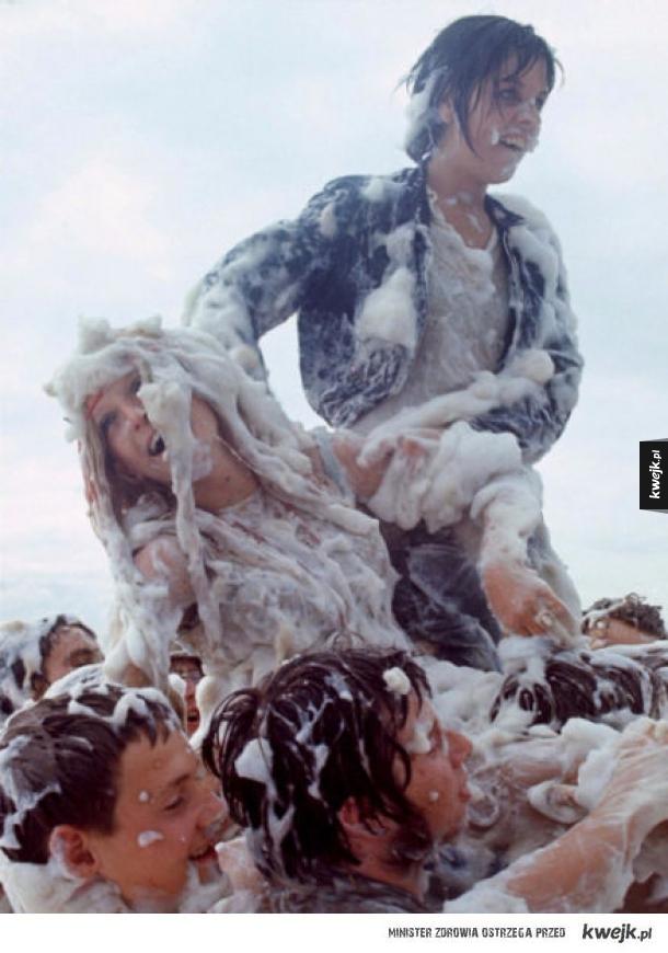 Jak wyglądały festiwale muzyczne w latach '60 i '70