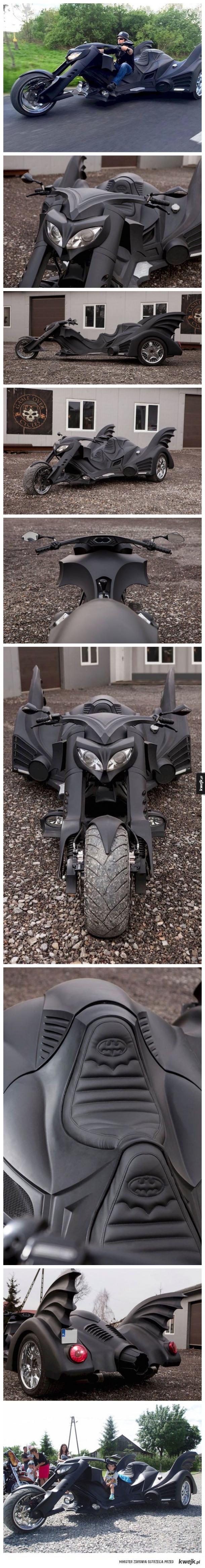 Batmotor chce taki!