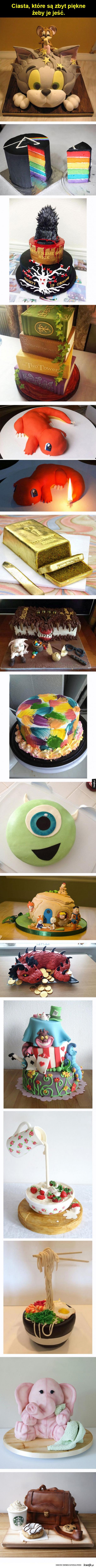Niepowtarzalne ciasta