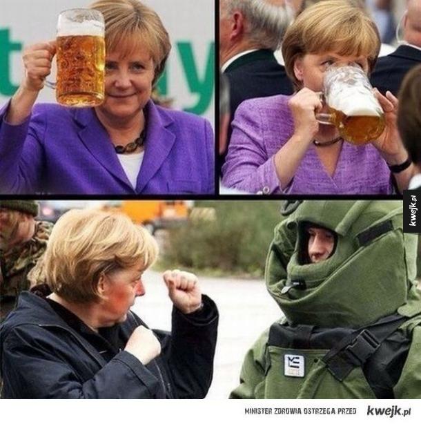 Alkohol nie jest dla wszystkich...