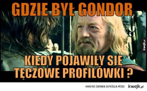Gdzie byl Gondor