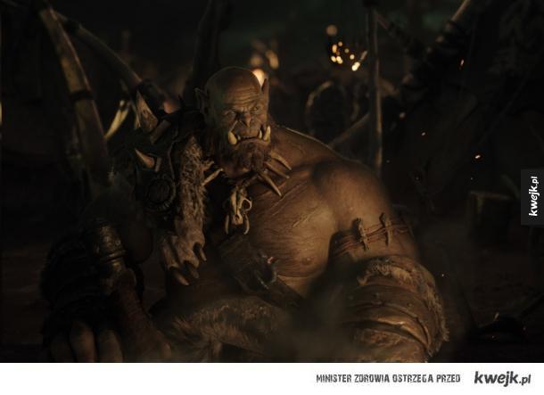 Materiały do filmu Warcraft