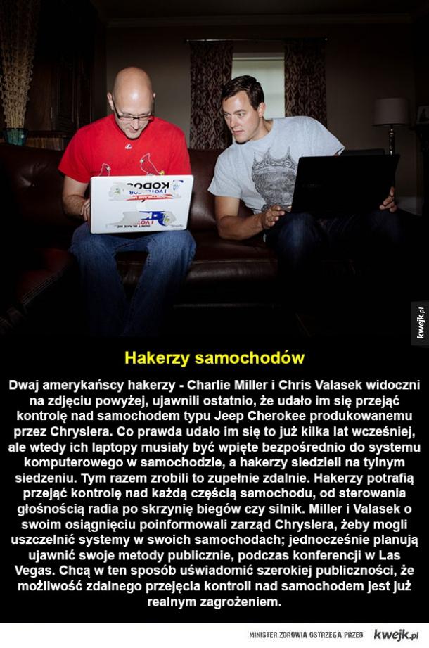 Zdolni hakerzy