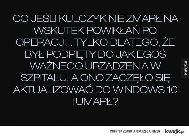 Co jeśli?