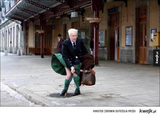Problemy Szkotów