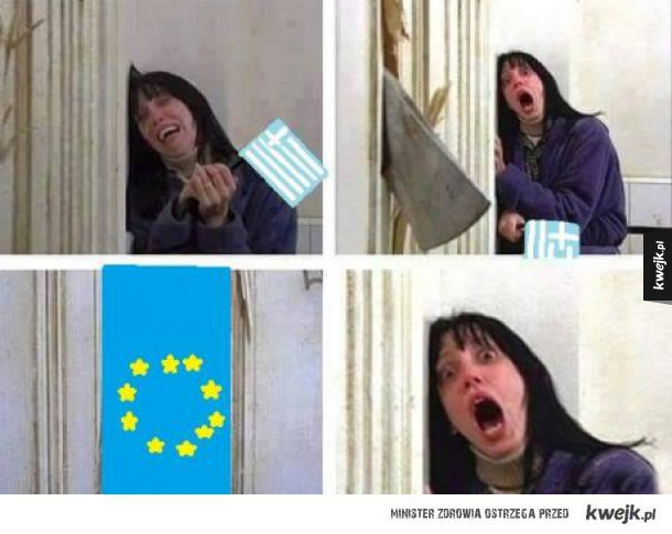 Grecja...