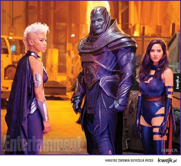Zdjęcie z planu X-Men: Apocalypse