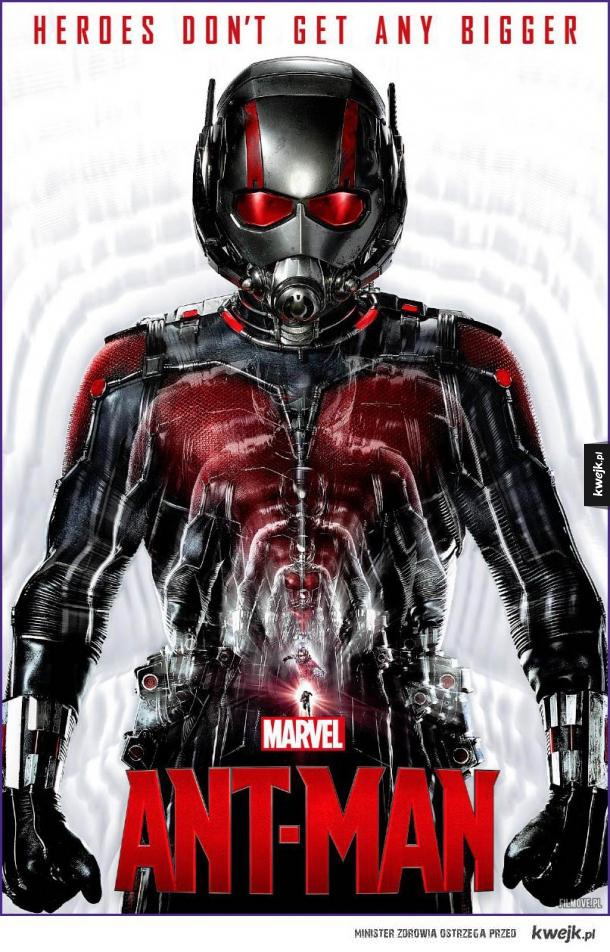 Ant-Man nadchodzi
