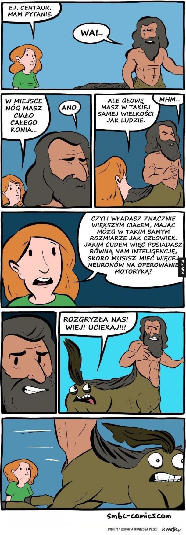 Sekret centaura