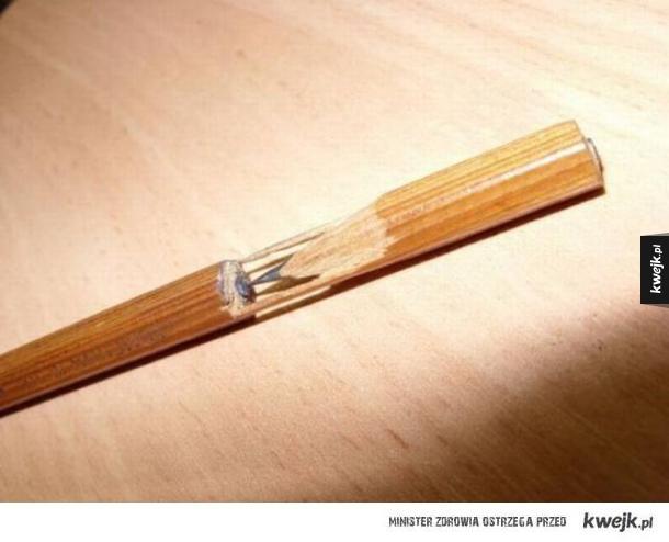 Ołówek w ołówku