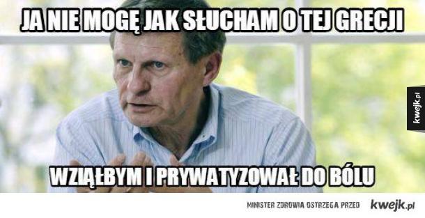 Balcerowicz...