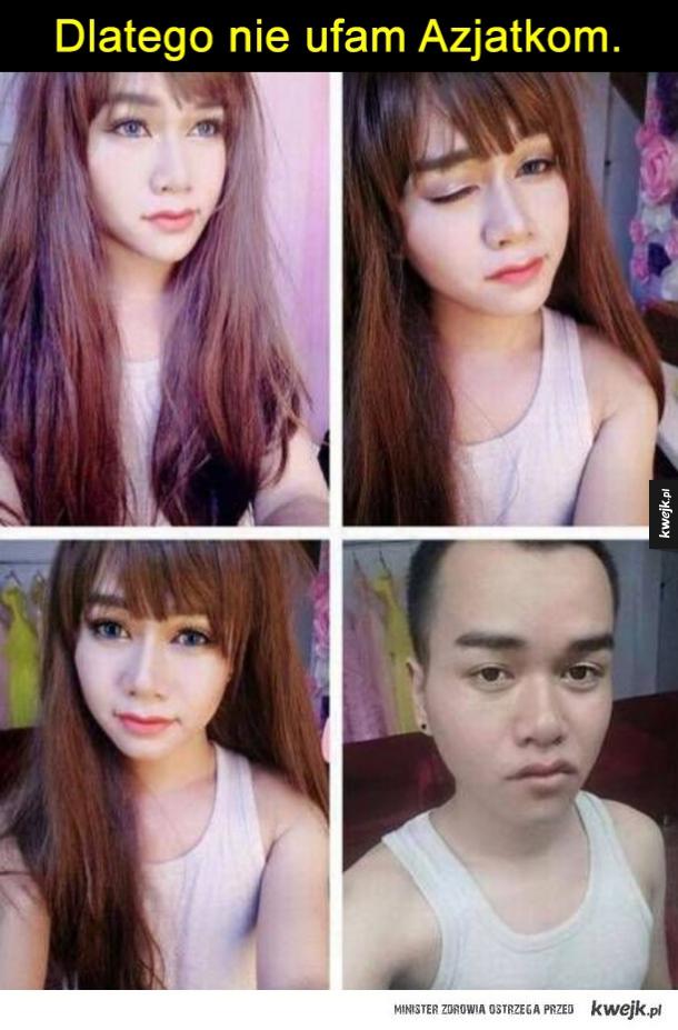 Azjatyckie kosmetyki