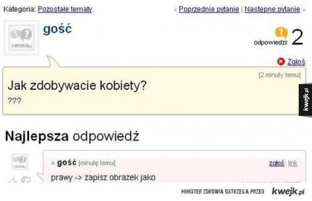 Najlepsze riposty na najgłupsze problemy polskich internautów