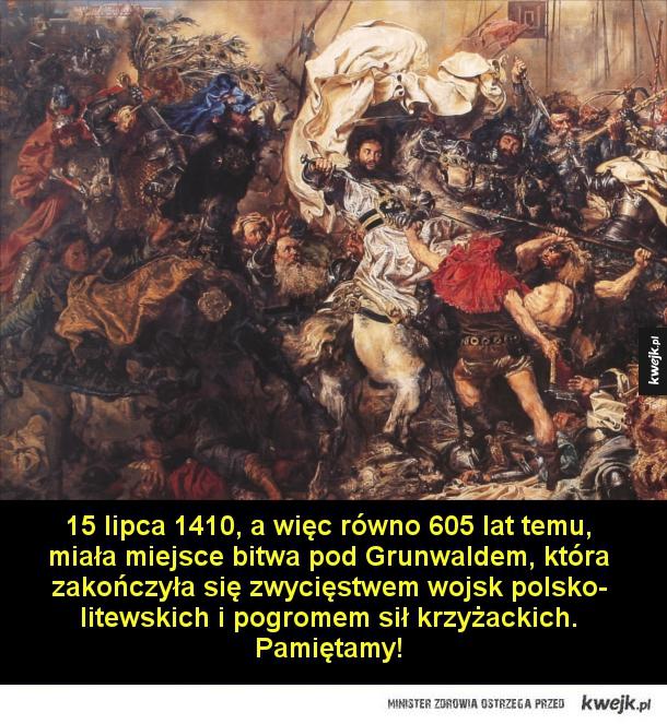 Rocznica bitwy pod Grunwaldem