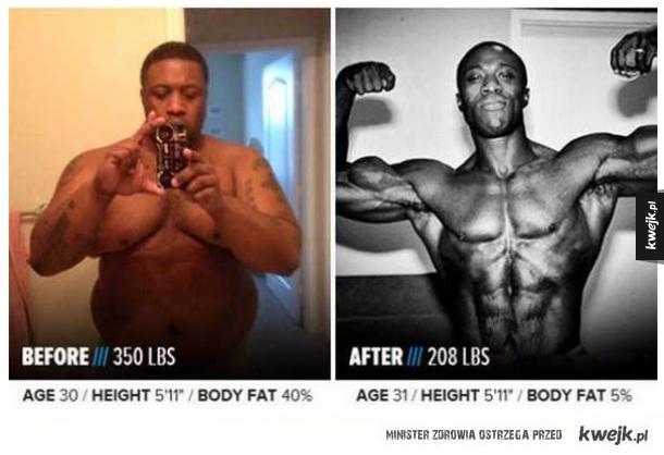 Niesamowite transformacje!