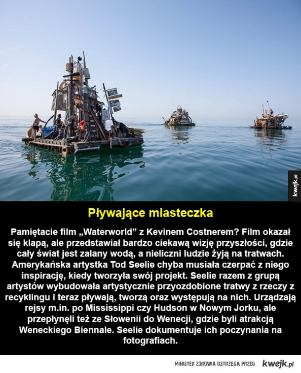 Waterworld na żywo